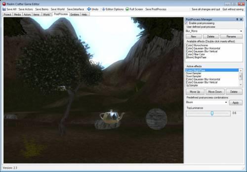 Realm crafter скачать - актуальные - конструкторы игр - файлы.